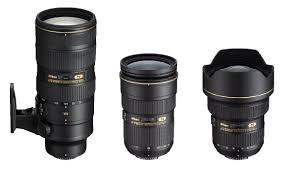 what nikon lenses to buy u2013 the three big dragons