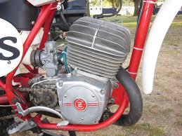 cz motocross bikes oldmotodude 1973 cz 250 at portland international raceway vintage