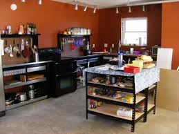 simple and cool kitchens organized garage storage like kitchen awesome