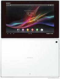 Tablet Z Lte Sony Xperia Tablet Z Lte Pictures Official Photos