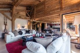 Chalet Designs Luxury Chalet Ferme De Moudon Les Gets France Luxury Ski