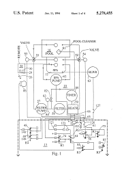patent us5278455 spa and pool pump and heater control google