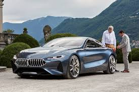 bmw supercar blue exclusive bmw 8 series concept quick drive automobile magazine