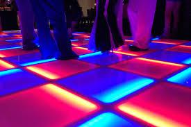 led floor rental white floors orlando floor rentals weddings and events