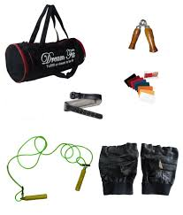 Snapdeal Home Decor Dreamfit 16kg Home Gym Kit Buy Online At Best Price On Snapdeal