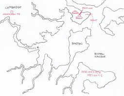 Lexington And Concord Map 2 5 The Guns Of Ticonderoga Revolutions