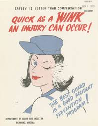 collection virginia department labor industry safety posters