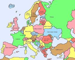 Usa Country Map by Political Map Of Europe With Country Names Maps Of Usa