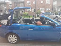 used 2006 renault megane convertible 1 6 vvt in hackney london