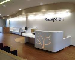 Designer Reception Desks Healthcare Resumes Exles Resume Pinterest