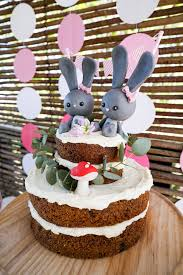 twin bunnies baby shower pretty my party