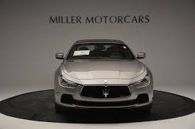 used maserati ghibli 2017 maserati ghibli sq4 ex loaner stock m1693 for sale near