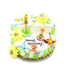 fairy cake topper garden fairy cake topper tinker bell picks gifts doll toys for