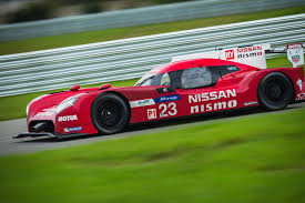 Nissan Gtr Lm Nismo 2016 - gt r lm nismo update four day us test completed motorsports