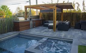 toronto custom deck design pergolas fences outdoor kitchens