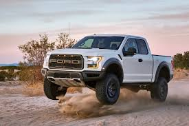 Ford Raptor Electric Truck - the 2017 ford raptor merges awd and 4wd