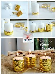 ever thought you could make exquisite diwali candles at home diy