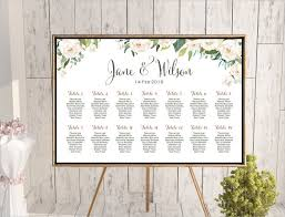 wedding seat chart template wedding seating chart template 24 exles in pdf word psd
