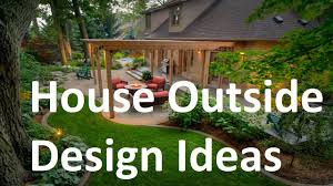 house outside design ideas youtube