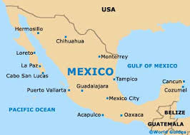 map of mexico cities mexico city is the capital of mexico thinglink