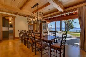 Ahwahnee Dining Room Pictures by Find Your Tahoe Dream Home Tahoe Luxury Properties