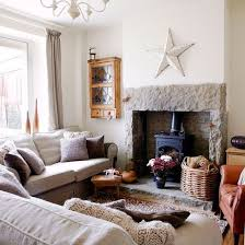 uk home interiors living room cottage house tour photo