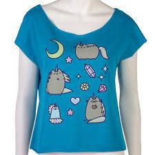 Pusheen Cat Meme - pusheen cat pusheenicorn facebook meme licensed womens junior