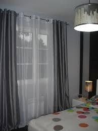 tenture chambre bébé voilage chambre garon affordable cyrillus rideau enfant voilage en