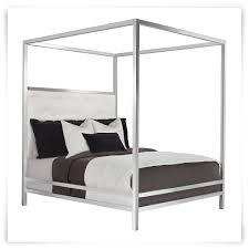 wondrous steel canopy bed home decorating