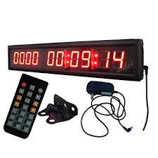 ledigtal led days countdown clock color 1 8 10