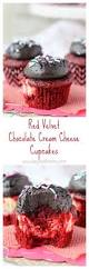 red velvet chocolate cream cheese cupcakes beyond frosting