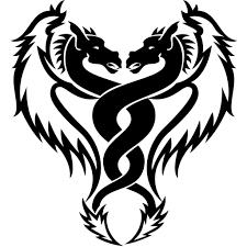 40 black and white tattoo designs