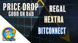 bitconnect good or bad bitconnect hextra regal coin prices drops is this good or bad