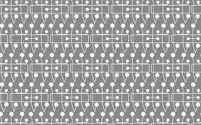 Mid Century Patterns by Modern Desktop Knoll Desktop Wallpaper