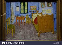 la chambre à coucher gogh the orsay museum vincent gogh la chambre a