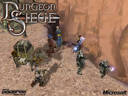 dungeon siege map dungeon siege