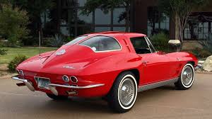 what year was the split window corvette made 1963 chevrolet corvette stingray split window http
