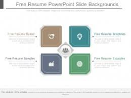 Resume Powerpoint Template 3 Steps To Lead And Follow Flowchart Free Powerpoint Templates