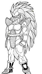 raditz ssj sketch by goku af on deviantart