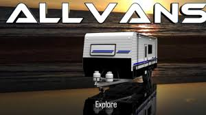 super tech luxury caravan australia youtube