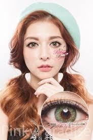 u0026g shinny grey circle lenses colored contacts pinkyparadise