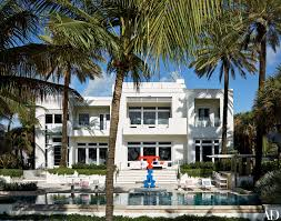 fashion designer tommy hilfiger s vibrant home in miami fashion designer tommy hilfiger s vibrant home in miami architectural digest