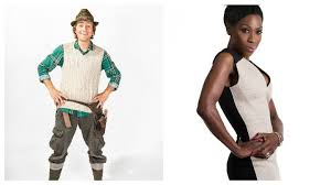 preston christmas lights switch on mr bloom and heather small to
