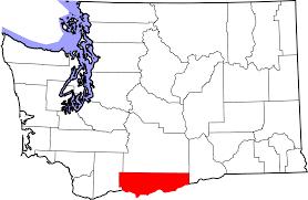 Washington State Gmu Map by File Map Of Washington Highlighting Klickitat County Svg Wikipedia