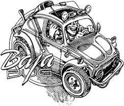 curbside classic 1968 baja bug simple design u003d a great car