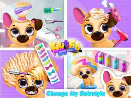 kiki u0026 fifi pet beauty salon haircut u0026 makeup android apps