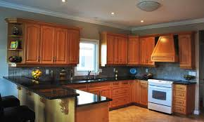 Countertops With Oak Cabinets Uba Tuba Granite Countertops Pictures Cost Pros U0026 Cons