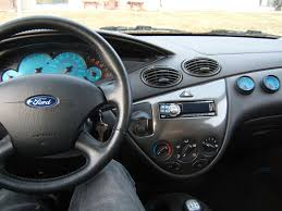 2001 Ford Focus Zx3 Interior Adding Aftermarket Gauges