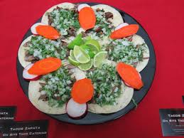 cuisine mobile occasion great deal on mobile taco catering in oc