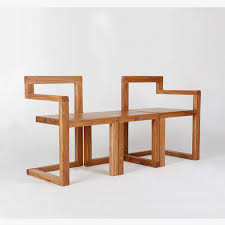 Modern Cafe Furniture by Minimalist Modern Cafe Tearoom Old Elm Wood Furniture Chairs